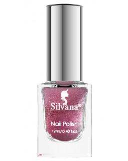214 Silvana лак для ногтей 12ml 6шт