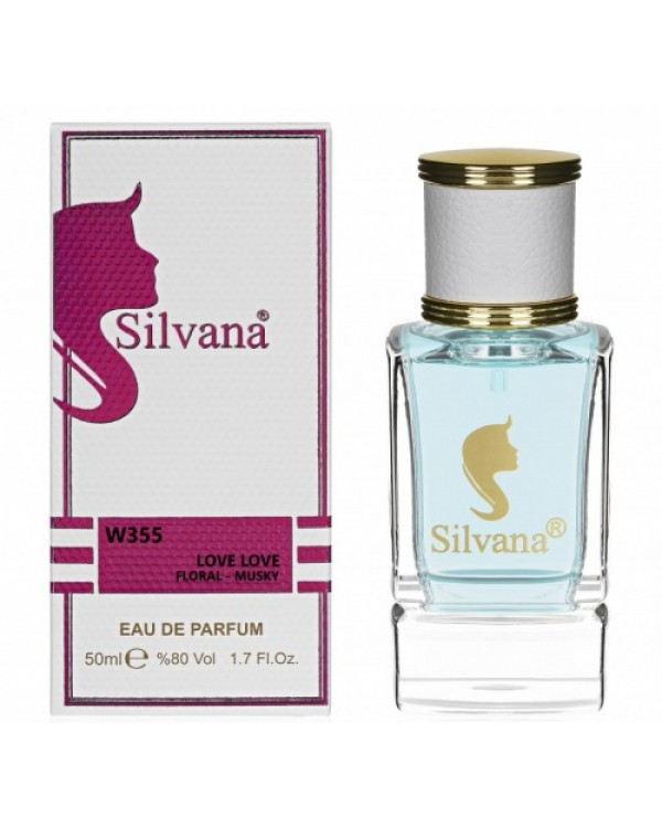 "355-W ""Silvana"" Парфюм ""LOVE  LOVE""  50ml"