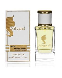 "374-W Silvana"" Парфюм ""GOLDEN SECRET"" 50ml"