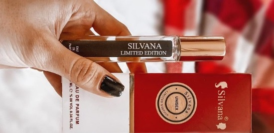Парфюм «Silvana» 10 мл