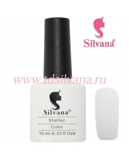 001 Silvana Shellac Color 10ml 8шт