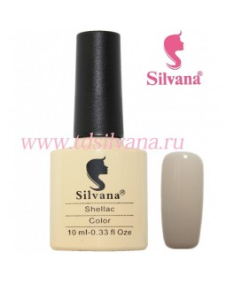 002 Silvana Shellac Color 10ml 8шт