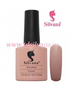 009 Silvana Shellac Color 10ml 8шт