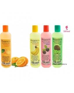 Жидкость фруктовая с ацетоном