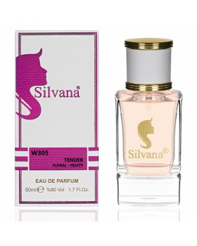 "305-W ""SILVANA"" TENDER FLORAL-FRUITY  50ml"