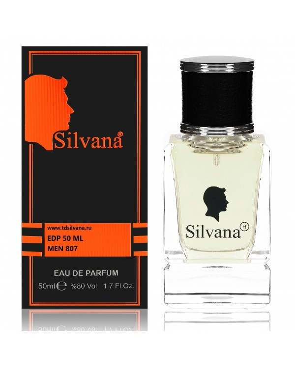 "807-M ""Silvana"" Парфюм ""L.12 WHITE"" WOODY-AROMATIC"